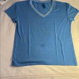 Blue FIREHOUSE T shirt